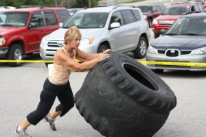 gma tire flip