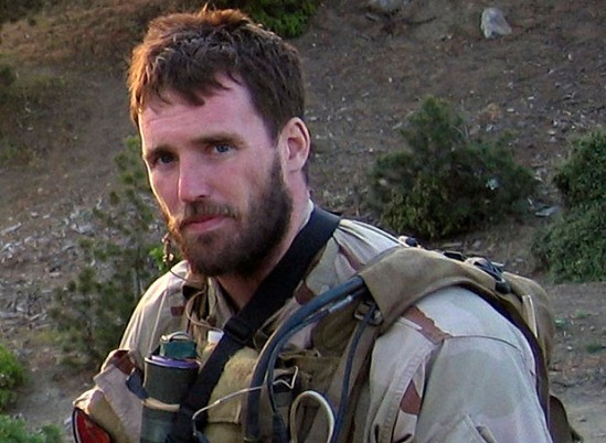 This undated file photo released by the U.S. Navy shows Navy Seal Lt. Michael P. Murphy, from Patchogue, N.Y. Murphy who was killed while leading a reconnaissance mission deep behind enemy lines in Afghanistan received the nation's highest military award for valor _ the Medal of Honor, A warship bearing the name of the Medal of Honor winner will be christened on what would have been his 35th birthday Saturday, May 7, 2011 at Bath Iron Works, where the 9,500-ton destroyer is being built. (AP Photo/U.S. Navy, File)